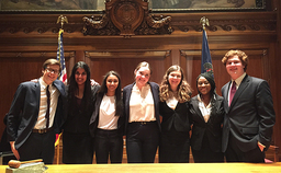 Wyoming Seminary Mock Trial team advances to regional competition