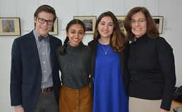Wyoming Seminary announces winner of annual Oratorical Contest