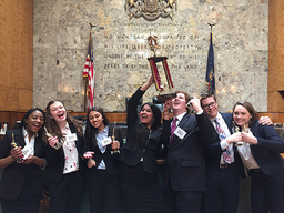 Wyoming Seminary Mock Trial team wins State Mock Trial Championship