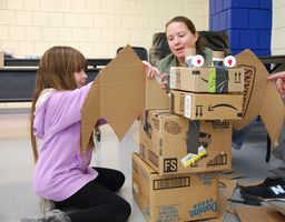 Wyoming Seminary STEM Program to offer Cardboard Challenge/Sem Day of Play