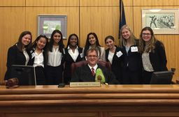 Wyoming Seminary Mock Trial Team wins third place in state competition