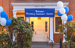 Wyoming Seminary - Alumni from NEPA